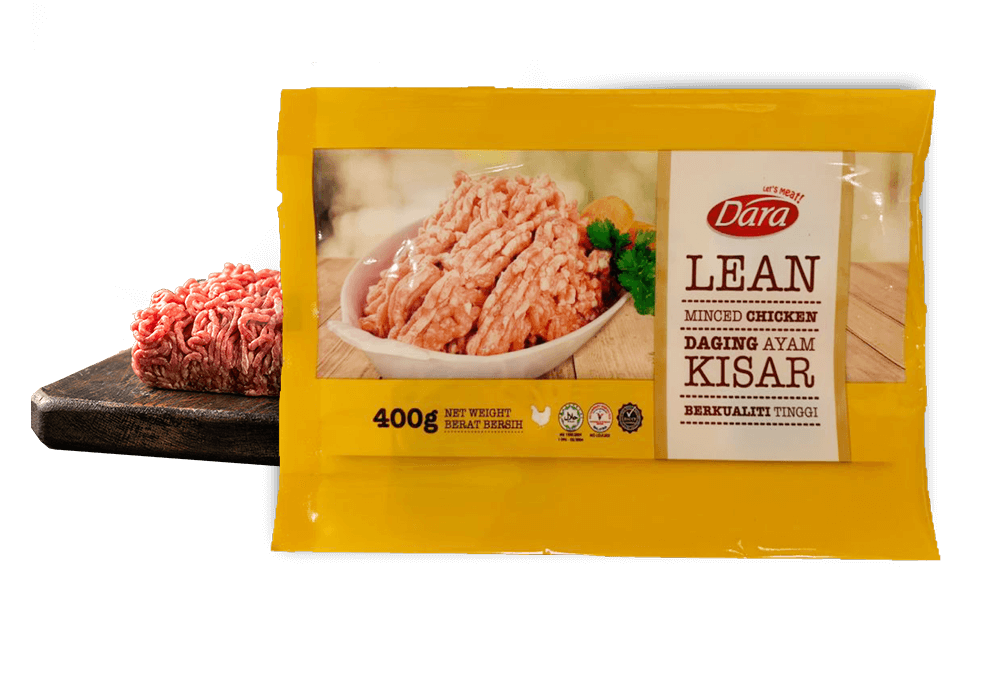 Lean Minced Chicken (400g)